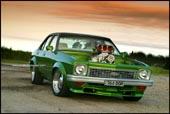 Holden Torana V8 Blown supercharged engine 350 chevy fast performance carl