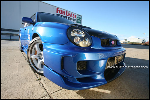 Widebody subaru STI WRX AWD turbo subie scooby impreza WRC rally street racer import