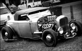Back to bruns Hot Rod show