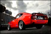 datsun 240Z perfornmance sports car, Nissan S30