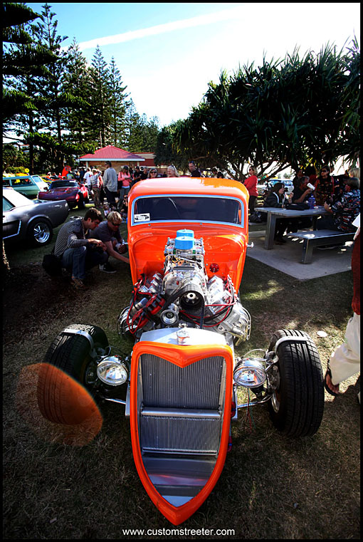 Cooly Rocks On 2013, One of Australia's largest Hot Rod shows featuring some of the sweetest American muscle cars!