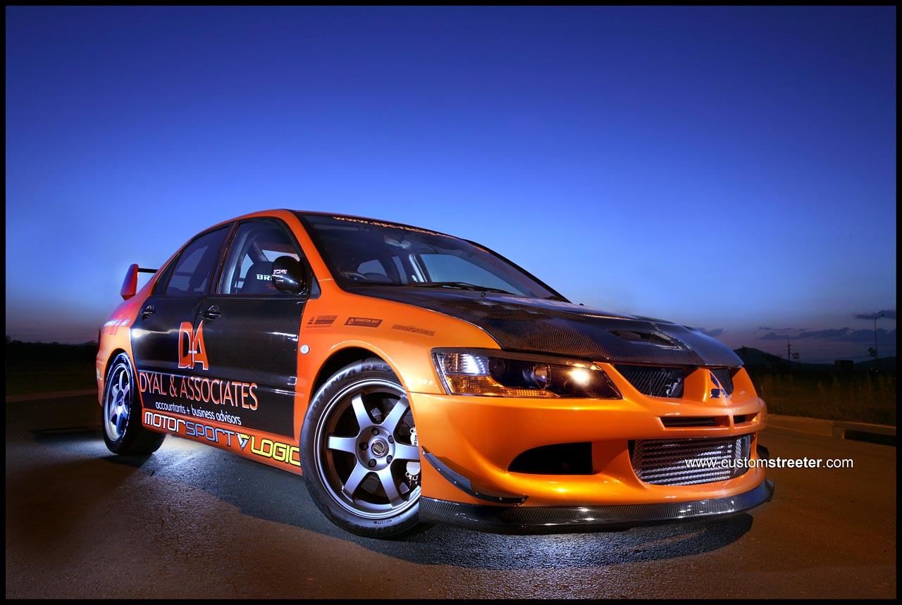 mitsubishi evo 8 tuned by APC racing and Nick Zervos, fast speed and legal road racer prepped for targa events. Lanevo lancer evo 8 evolution jdm japanese aussie work volks rays alcon brakes potenza australian car motorsport logic ray's engineering